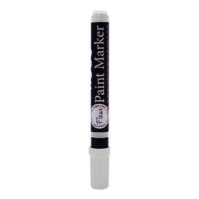 Pennarello FLEUR Titanium bianco 6 ml
