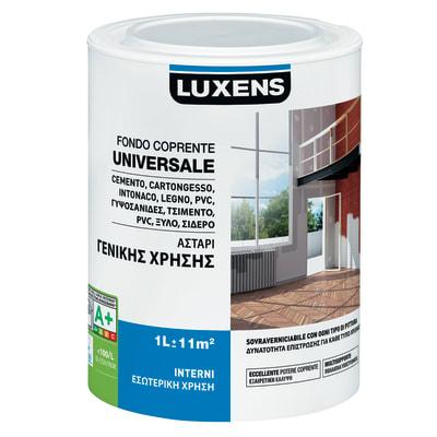 Primer precolorazione LUXENS base acqua interno Universale 1 L
