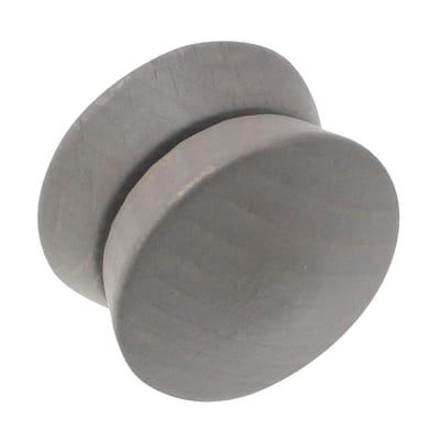 Calamita Bottone grigio
