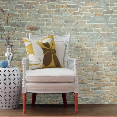 Rivestimento decorativo Bourgogne grigio e beige