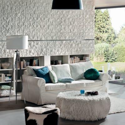 Rivestimento decorativo Mini euroc bianco