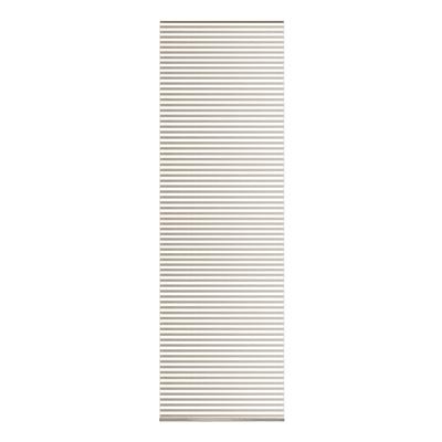 Pannello giapponese INSPIRE night and day Riga tortora 60x300 cm