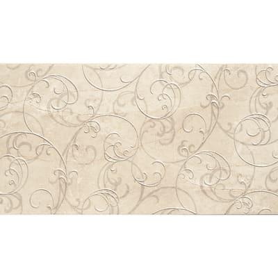 Decoro Botticino L 60 x H 30 cm beige