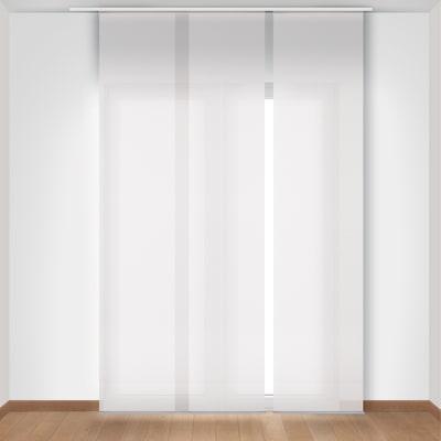 Pannello giapponese INSPIRE Righe bianco 60x300 cm