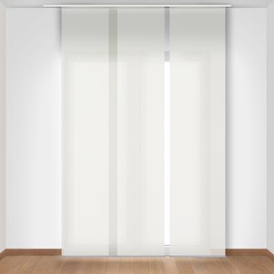 Pannello giapponese INSPIRE Screen bianco 60x300 cm