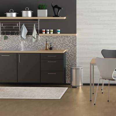 Tappeto Textilene , beige, 50x230 cm