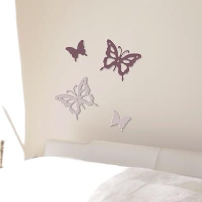 Sticker Mariposa 15x31 cm