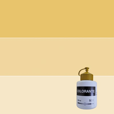 Colorante liquido 250 ml giallo
