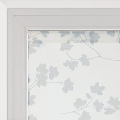 Tendina vetro Lilly panna tunnel 45x230 cm