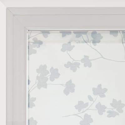 Tendina vetro Lilly panna tunnel 90 x 160 cm