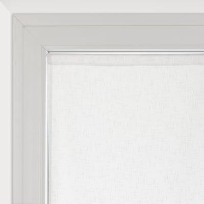 Tendina vetro Girasoli naturale tunnel 75 x 160 cm