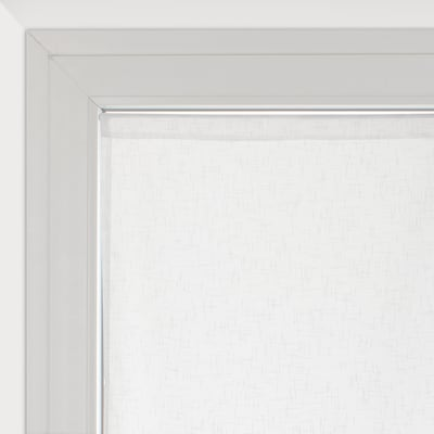 Tendina vetro Girasoli naturale tunnel 75x160 cm