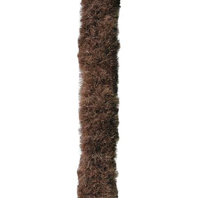Tenda per porta Softy marrone 120x230 cm