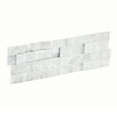 Rivestimento decorativo Iceberg bianco