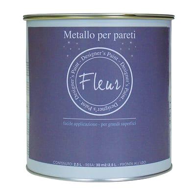 Finitura FLEUR 2.5 L argento