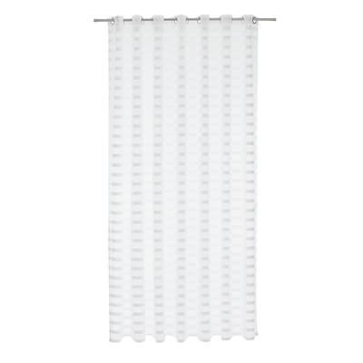 Tenda Utopia bianco occhielli 280 x 280 cm
