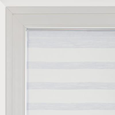Tendina vetro Utopia bianco tunnel 45 x 90 cm