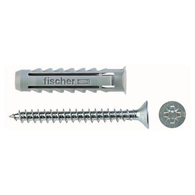 Tassello per materiale forato FISCHER SX L 20 mm x Ø 4 mm 25 pezzi