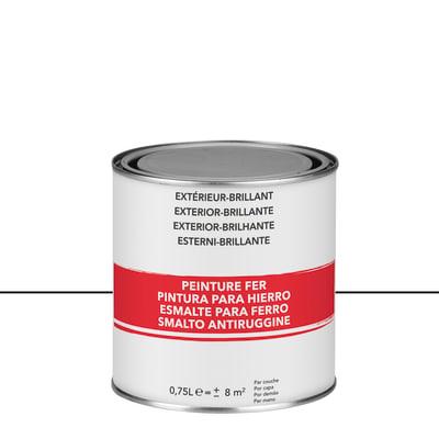 Smalto antiruggine bianco 0.75 L