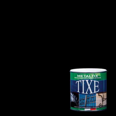 Smalto antiruggine TIXE Metaltix nero 0.5 L