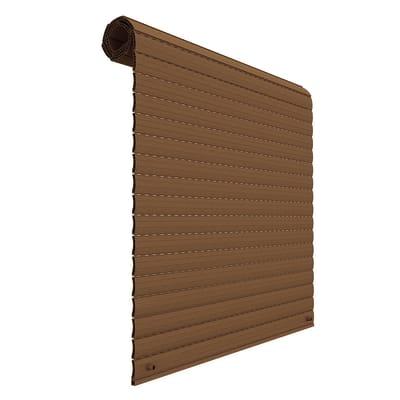 Kit tapparella in pvc PINTO legno Torino , L 83 x  H 160 cm