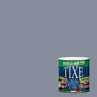 Smalto antiruggine TIXE Brillantix grigio 0.25 L
