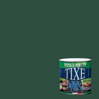 Smalto antiruggine TIXE Brillantix verde 0.5 L