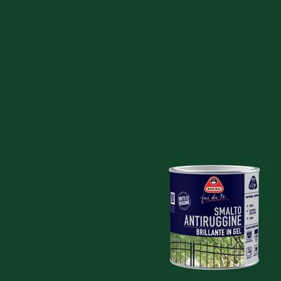 Smalto antiruggine BOERO FAI DA TE verde impero 0.5 L