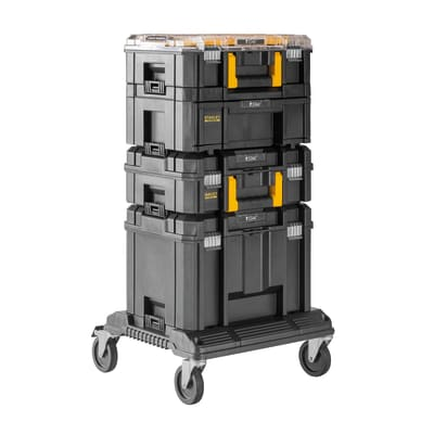 Carrello STANLEY FATMAX TStak Tower 5 in plastica
