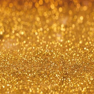 Smalto spray Gliitter dorato lucido 0.4 L