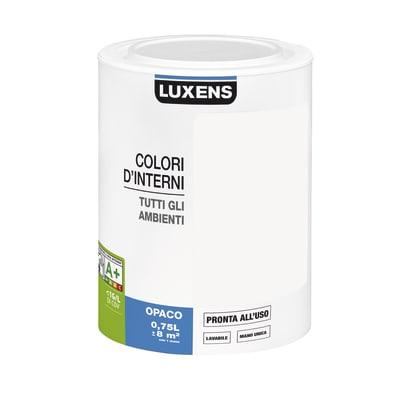 Pittura murale LUXENS 0.75 L verde melanzana 6