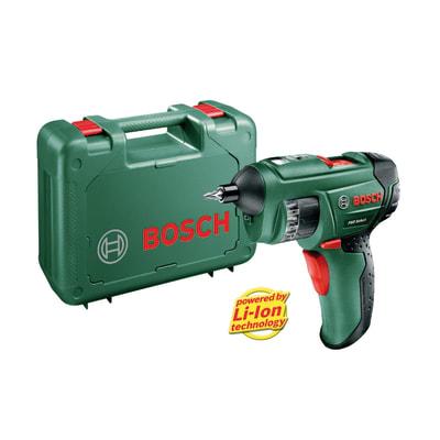 Avvitatore a batteria BOSCH PSR Select , 3.6 V, 1.5 Ah