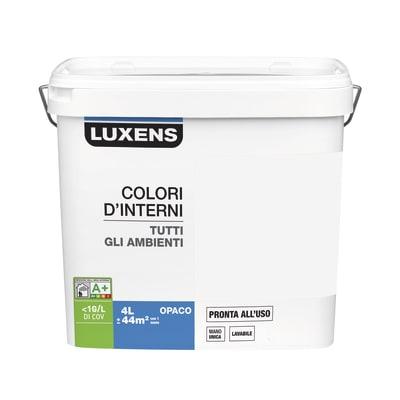 Pittura murale LUXENS 4 L rosso 3