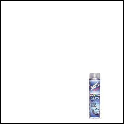 Smalto spray per auto Cars trasparente lucido 0.6 L
