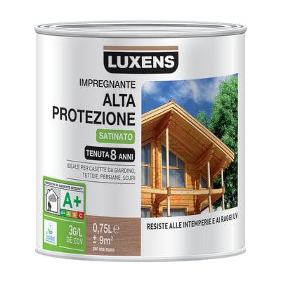 Impregnante a base acqua LUXENS Alta Protezione incolore 0.75 L