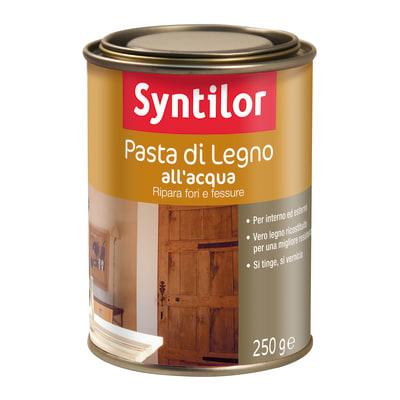 Mastice per legno SYNTILOR neutro 250 g
