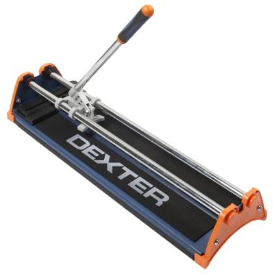 Tagliapiastrelle manuale DEXTER , lunghezza max taglio 430 mm