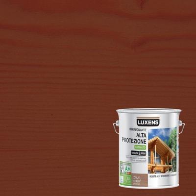 Impregnante a base acqua LUXENS Alta Protezione douglas 2.5 L