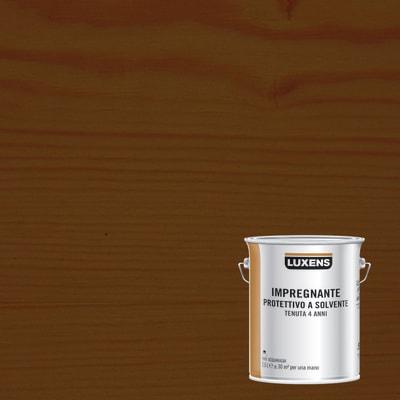 Impregnante a base solvente LUXENS noce scuro 2.5 L