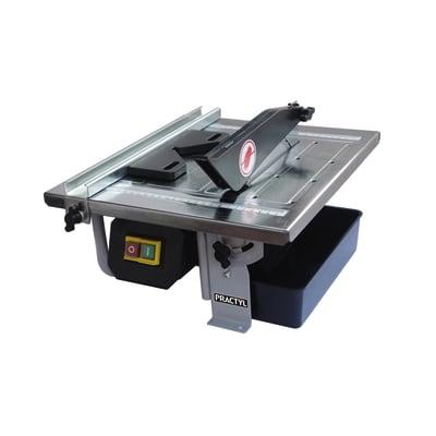 Tagliapiastrelle elettrica PRACTYL Ø disco 180.0 mm, H taglio 33.0 mm, 600.0 W