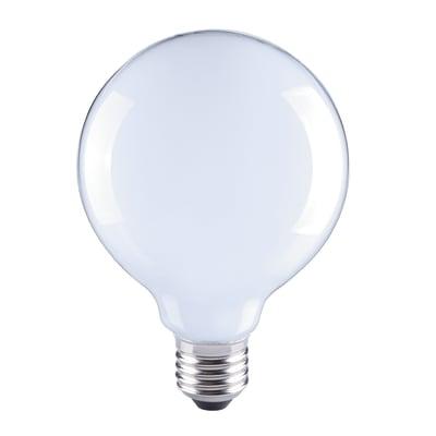 Lampadina LED E27 globo neutro 8W = 1055LM (equiv 75W) 360° LEXMAN