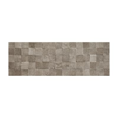 Piastrella Vision L 25 x H 75 cm grigio