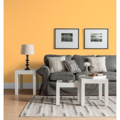 Pittura murale LUXENS 0.75 L arancio 6