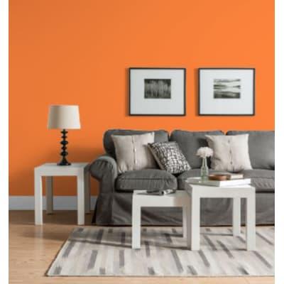 Pittura murale LUXENS 0.75 L arancio 3