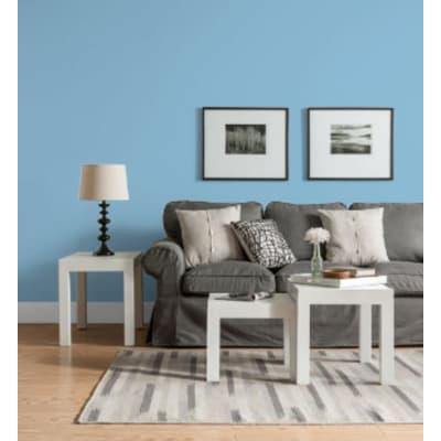 Pittura murale LUXENS 2.5 L blu baltico 3
