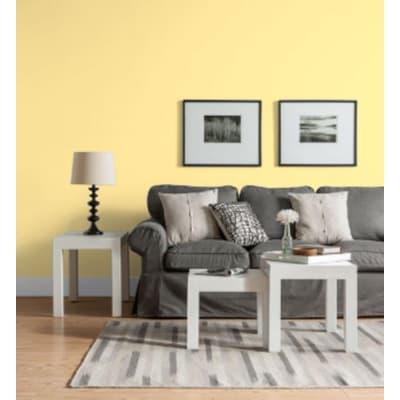 Pittura murale LUXENS 2.5 L giallo canarino 6