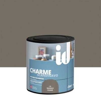 Vernice ID Charme 0.5 L grigio