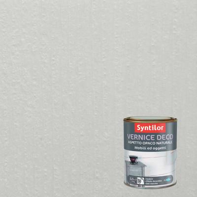Vernice SYNTILOR Deco mobili e oggetti 0.25 L bianco