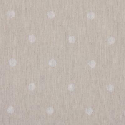 Tenda Bolero beige fettuccia con passanti nascosti 140x290 cm