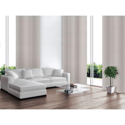 Tenda ALESSIO grigio occhielli 140x300 cm